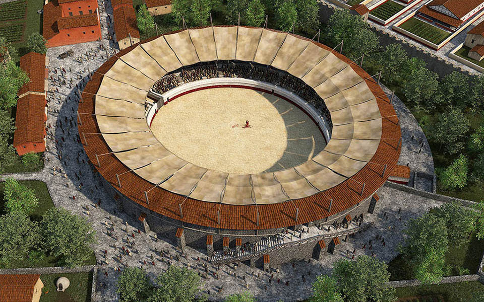 roman empire budapest